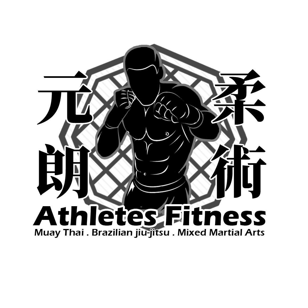Athletes Fitness 元朗柔術 商標
