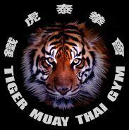 Tiger Muaythai Gym 鐵虎泰拳會商標