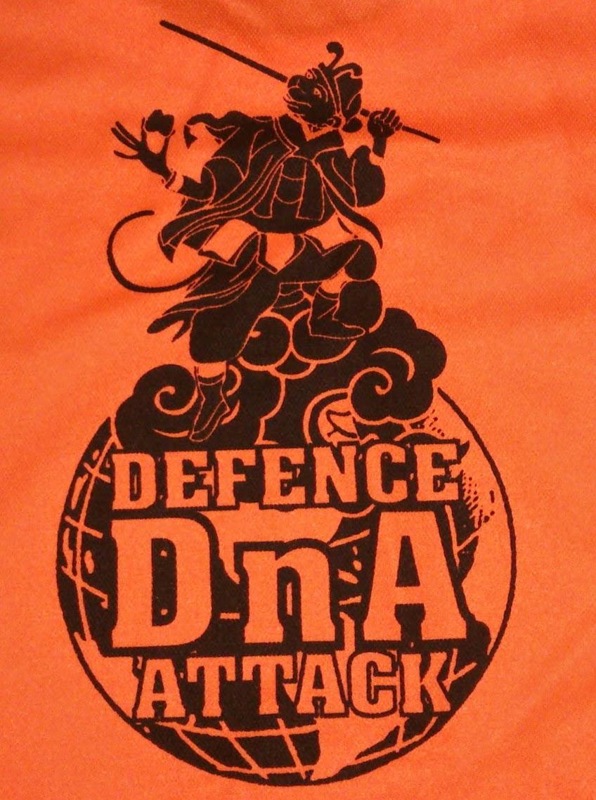 DNA拳會商標