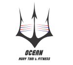 Ocean Muay Thai & Fitness Limited 海洋泰拳會商標