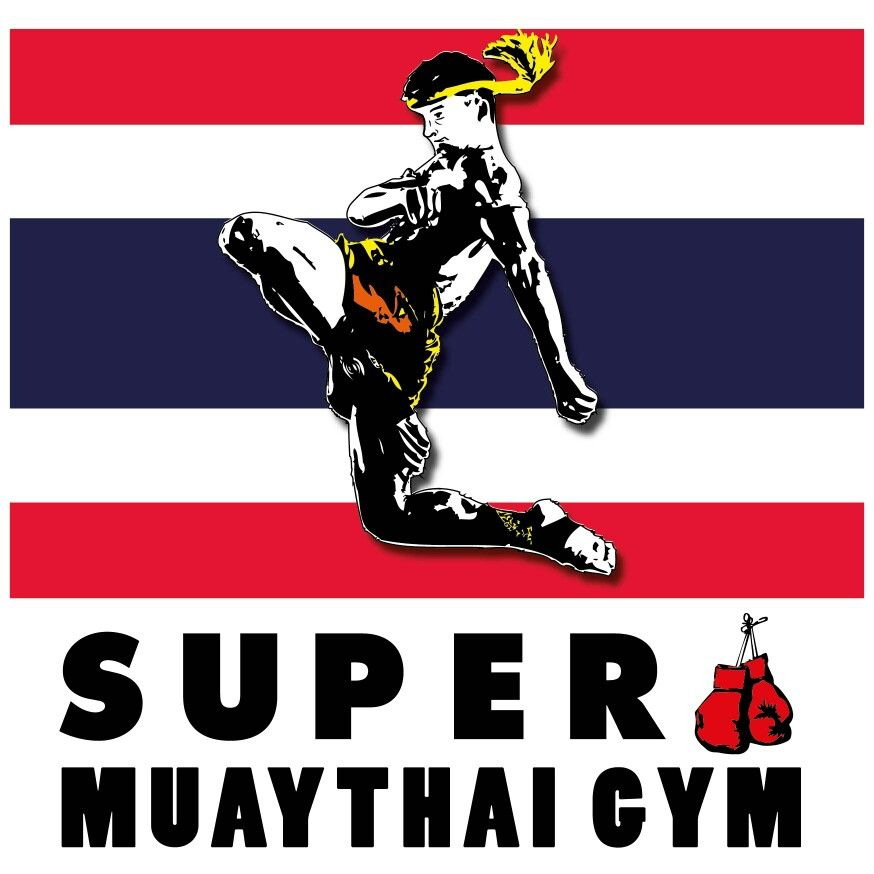 Super Muay Thai Gym商標