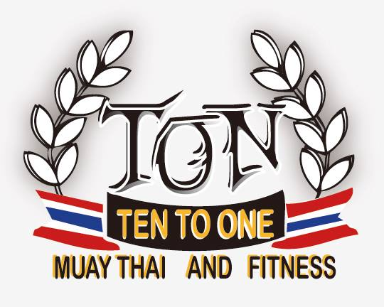 Ten To One Muay Thai & Fitness 商標