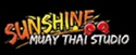 陽光泰拳中心 Sunshine Muay Thai Studio商標