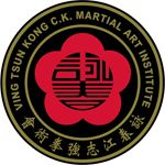 Ving tsun Kong C.K. martial Art Institute 詠春江志強拳術會商標