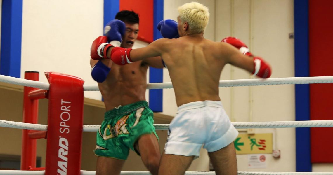 2021年度回歸泰拳紀念盃暨香港泰拳冠軍賽A組初賽