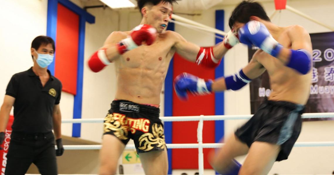 2021年度香港泰拳冠軍賽A/B複賽