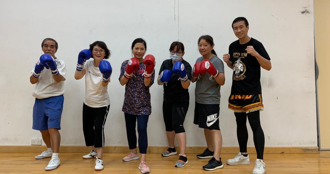 2020年度香港泰拳新星計劃-將軍澳