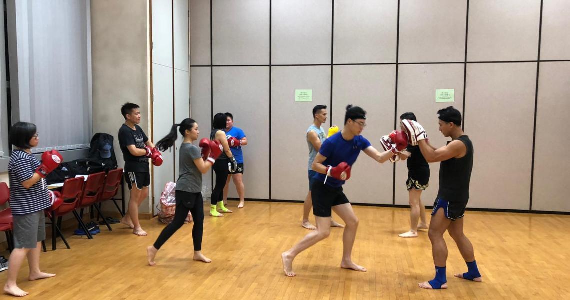2020年度香港泰拳新星計劃-港島東